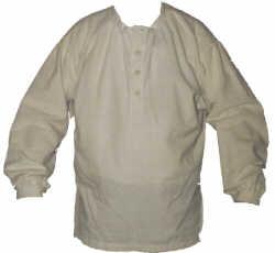 Das Leinene Oberhemd des Lohkäs-Träpplers